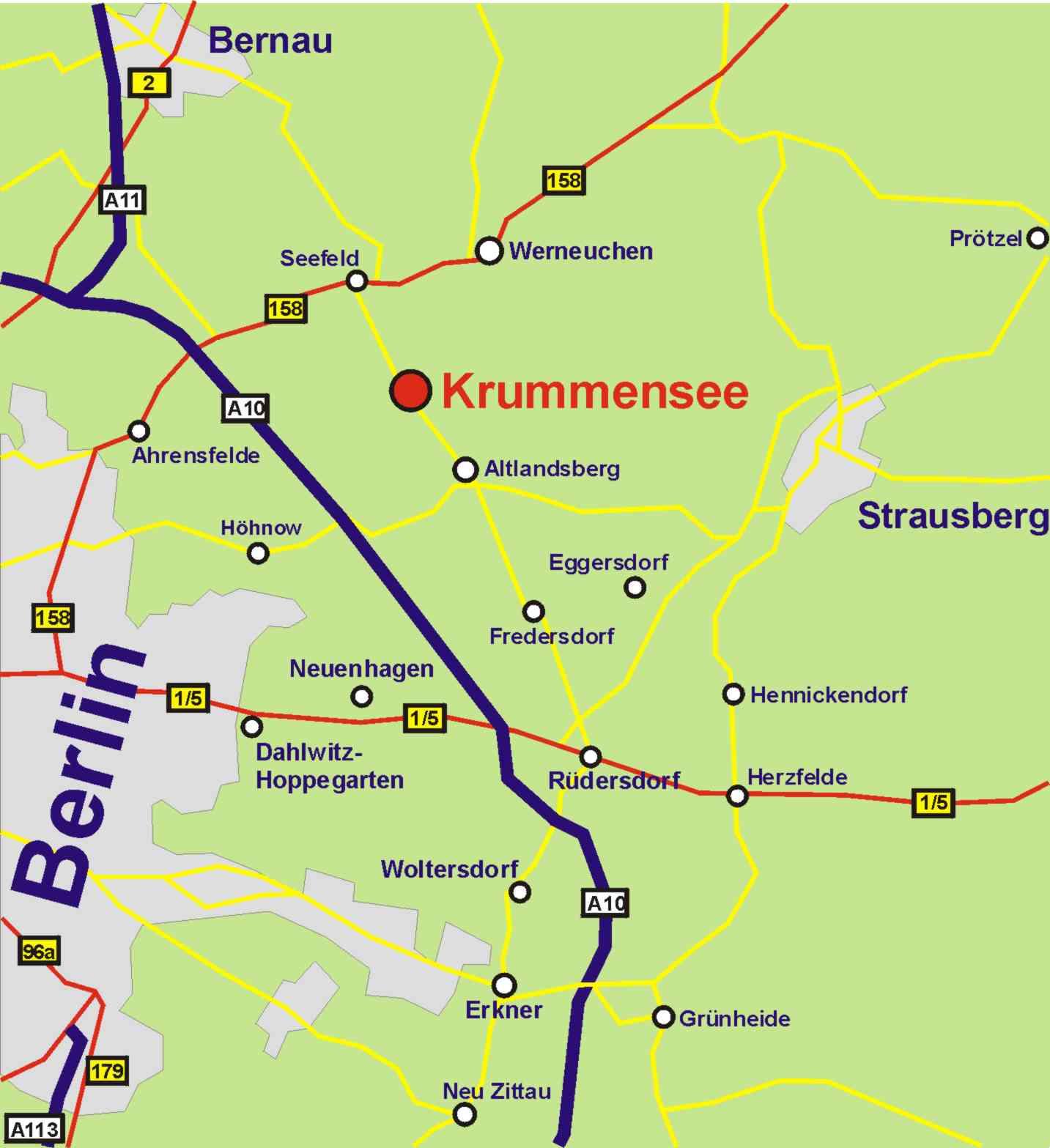 Pilzhof Krummensee